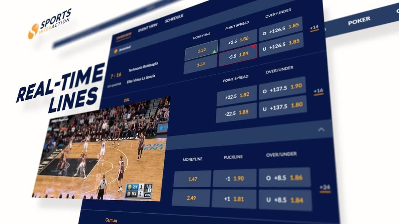 An Overview of Sports Interaction, a Superior Gambling Site